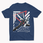 Gundam Wing series Inspired Tee