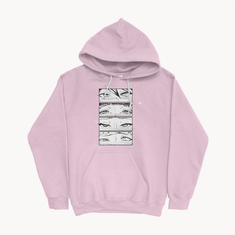The Look Of Love Hoodie