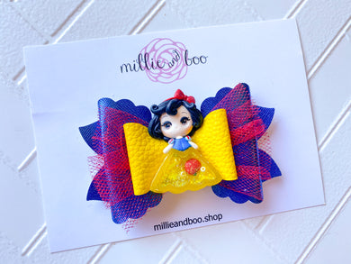 Deluxe Shaker Bow / Snow White