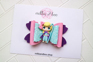 Deluxe Maddy Bow / Bo Peep
