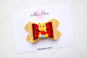 Deluxe Maddy Bow / Pooh Bear