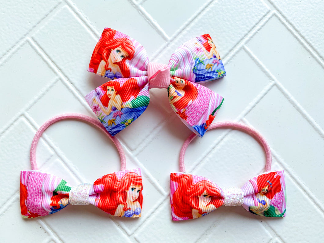 Little Mermaid Pack