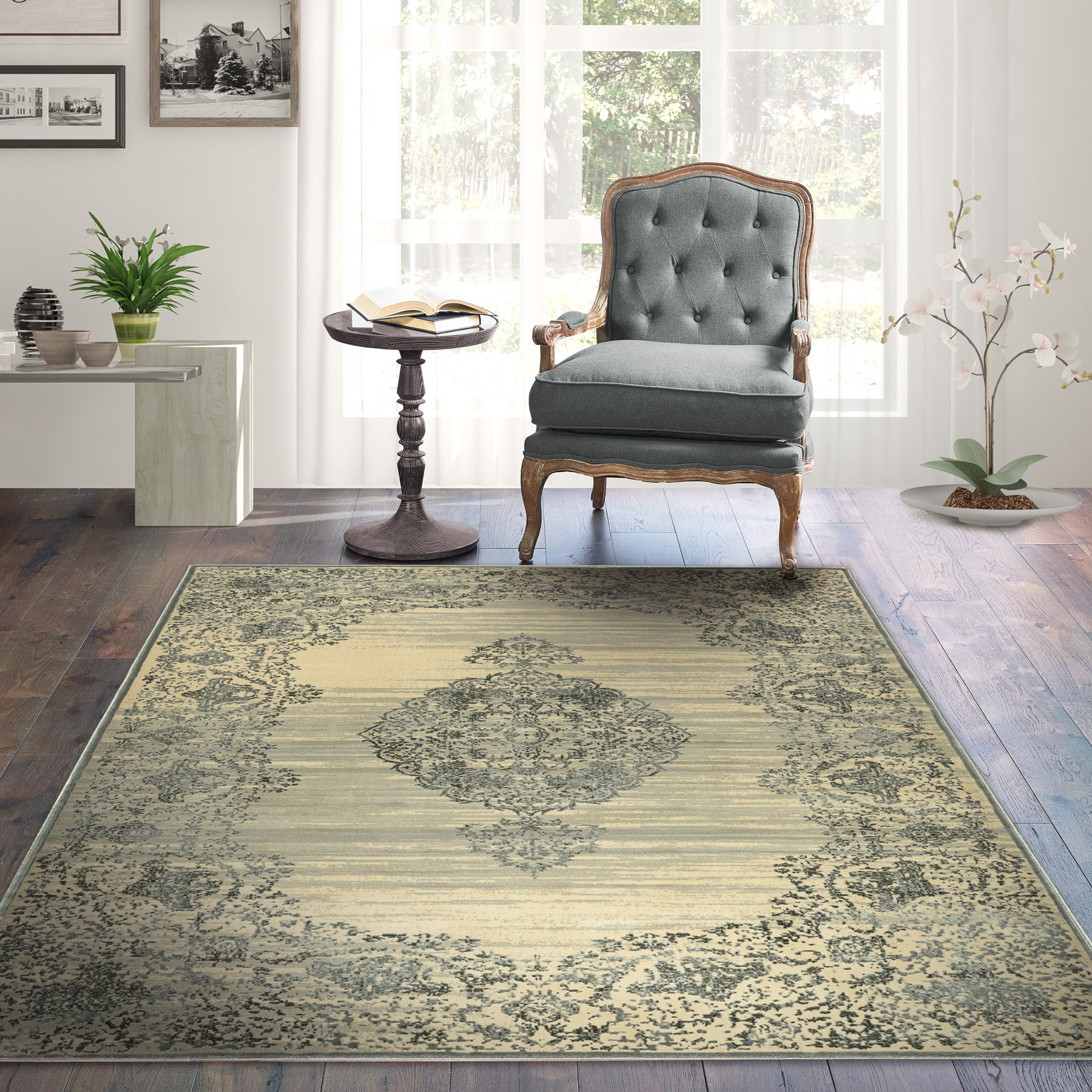 5 Things to Look for in a Vintage Rug