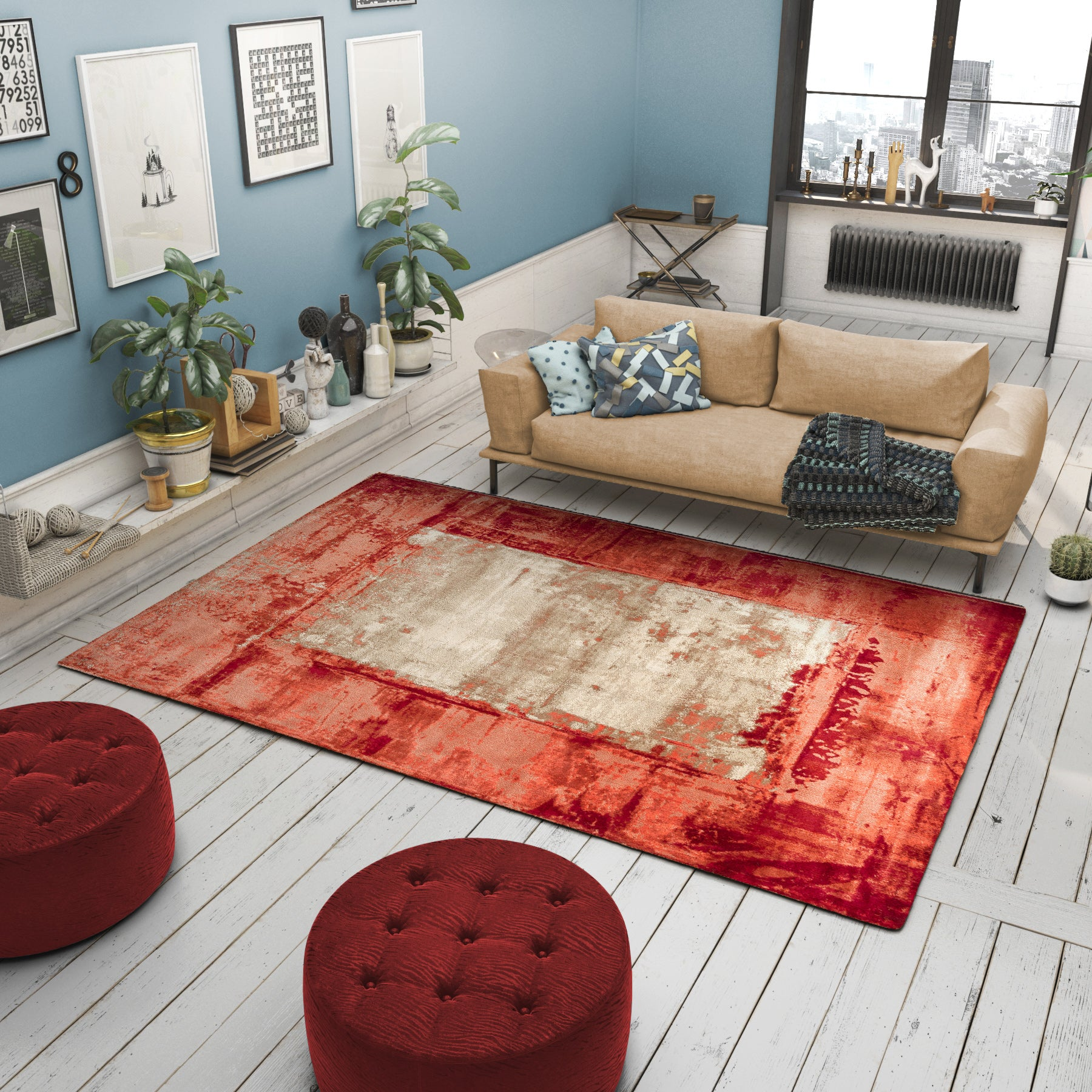 Effortless 'Musts' to Preserving Your Synthetic Rug