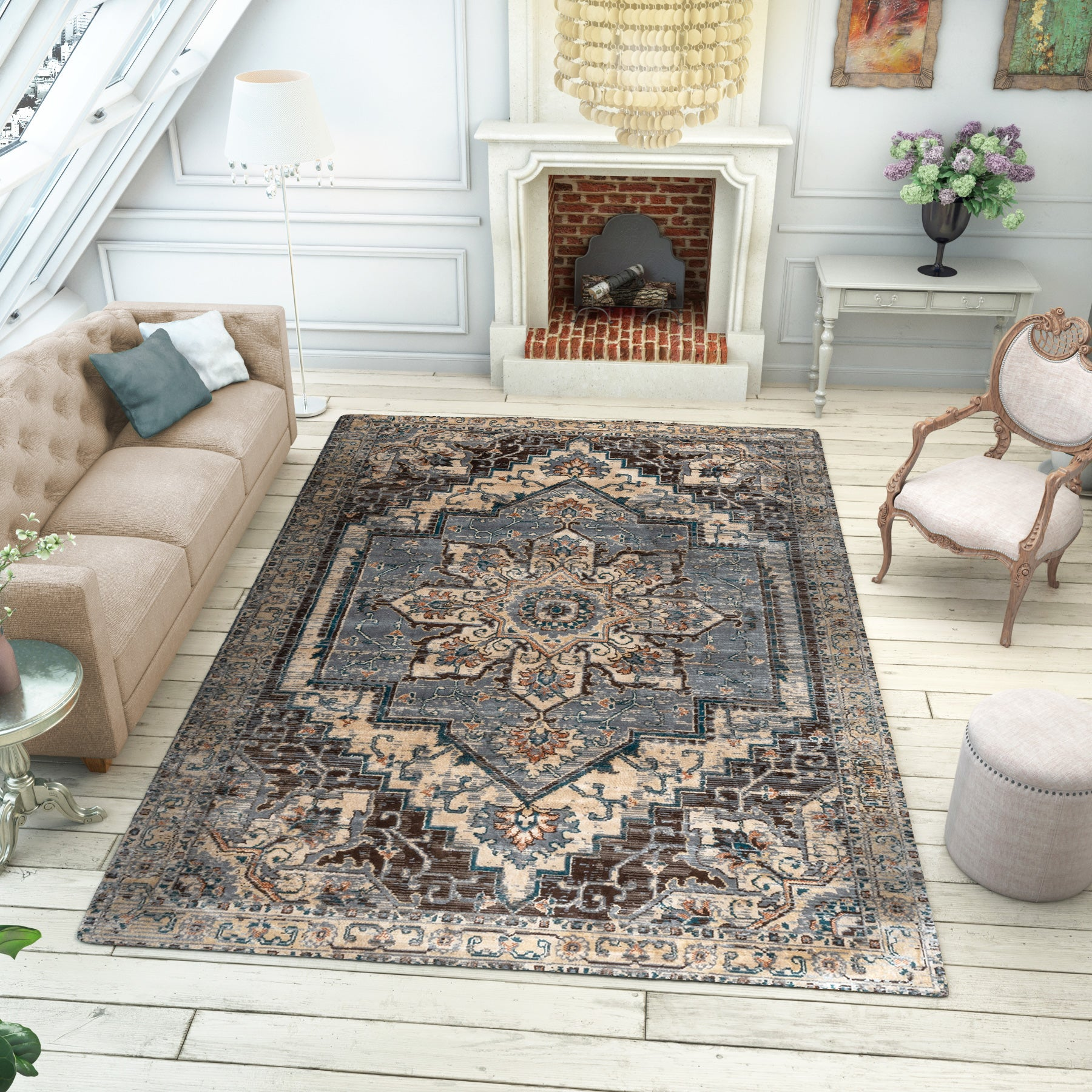 6 Reasons Why Transitional Rugs are So Popular