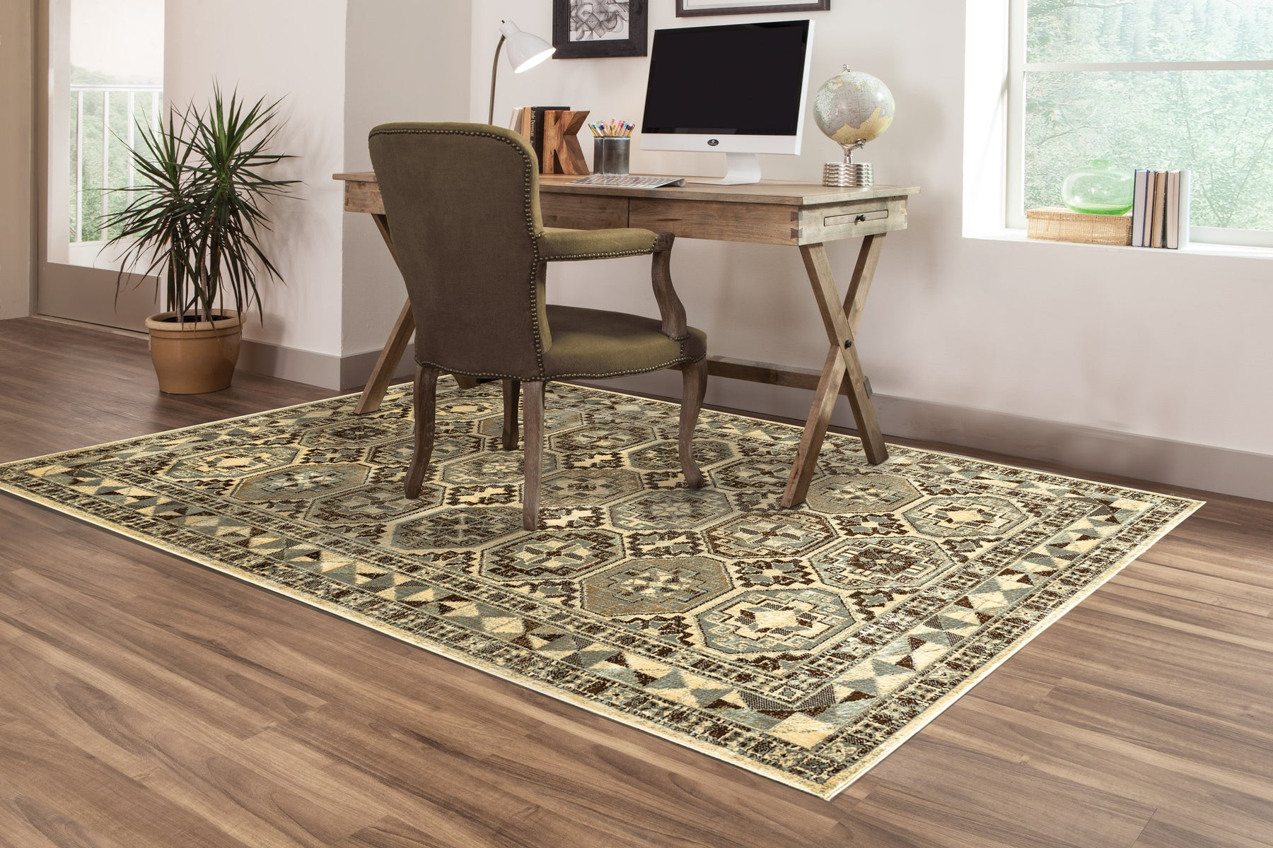 Upgrade Your Home Office With Rugs