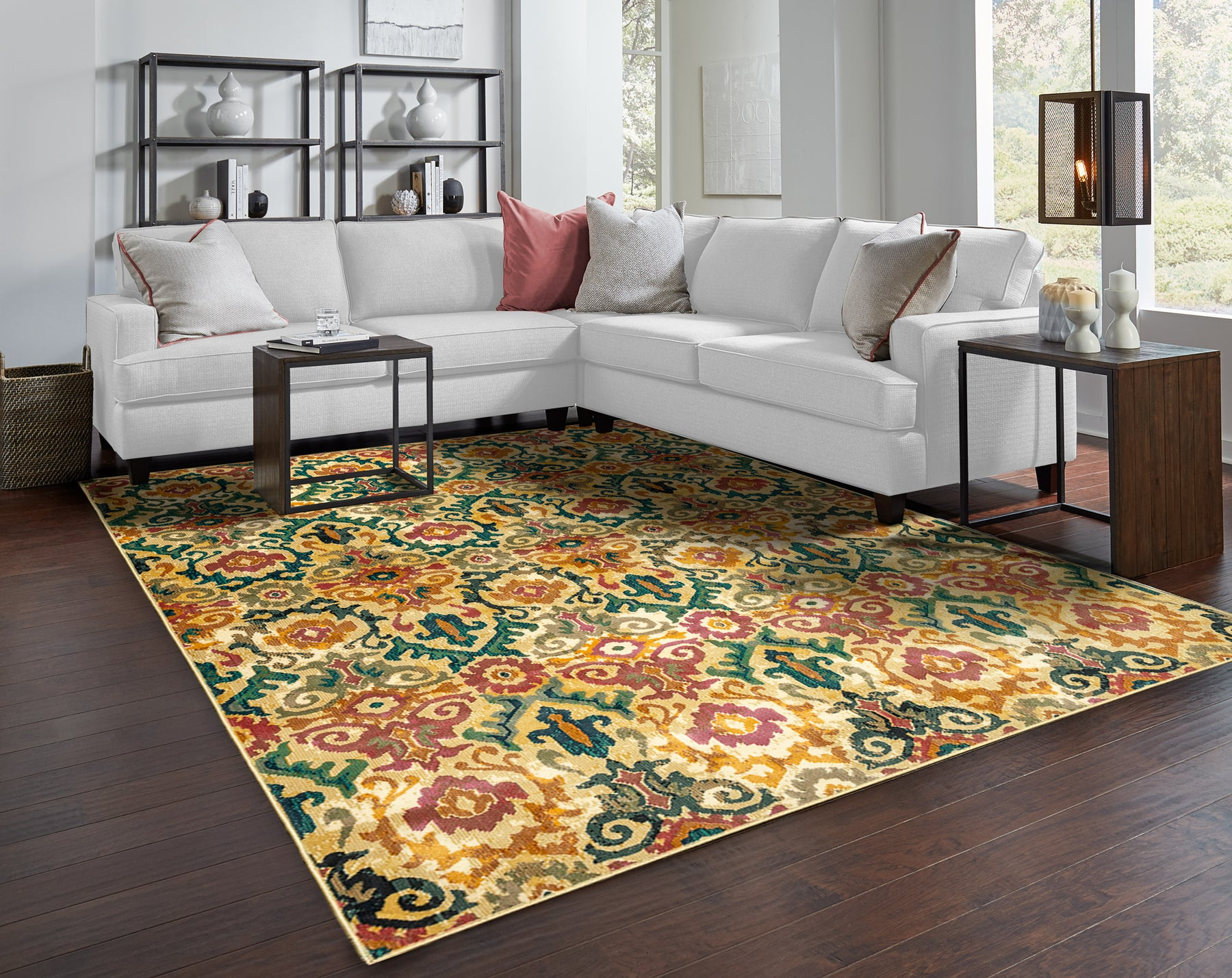 How to Pick the Right Rug for Your Space