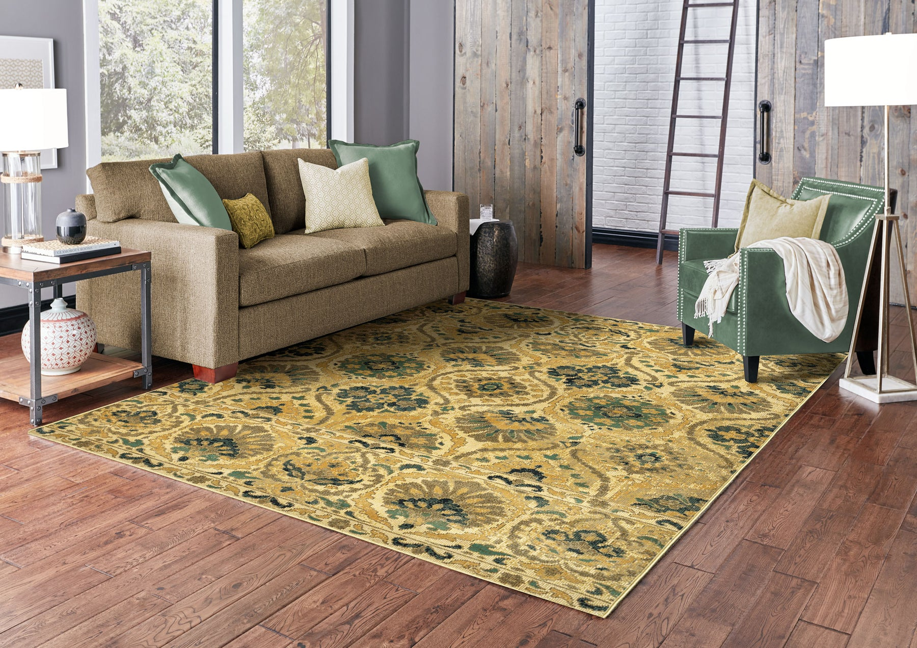 Mixing and Matching: How to Combine Rug Patterns with Every Decor