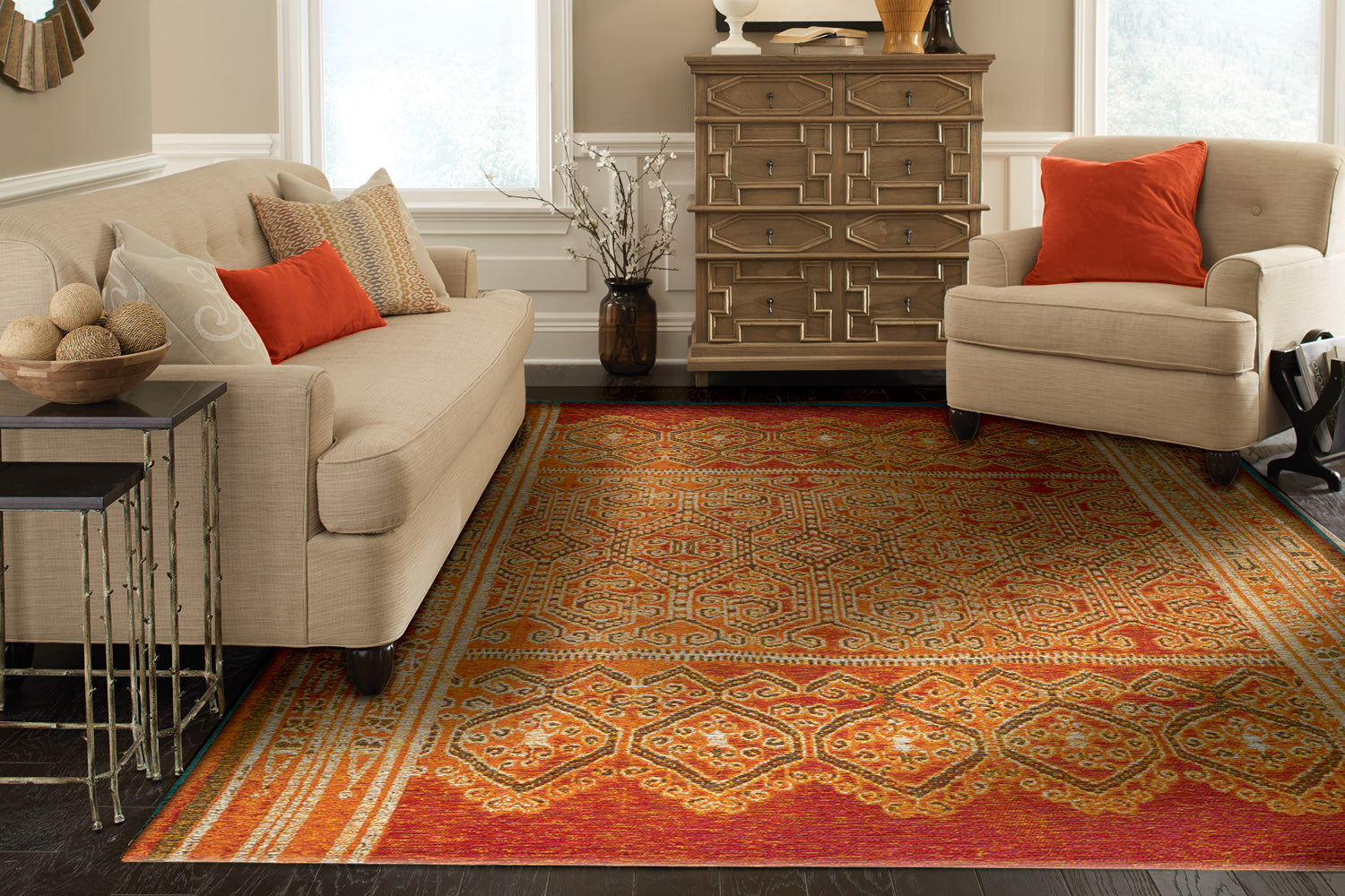 8 Simple Rules to Find The Perfect Colored Rug