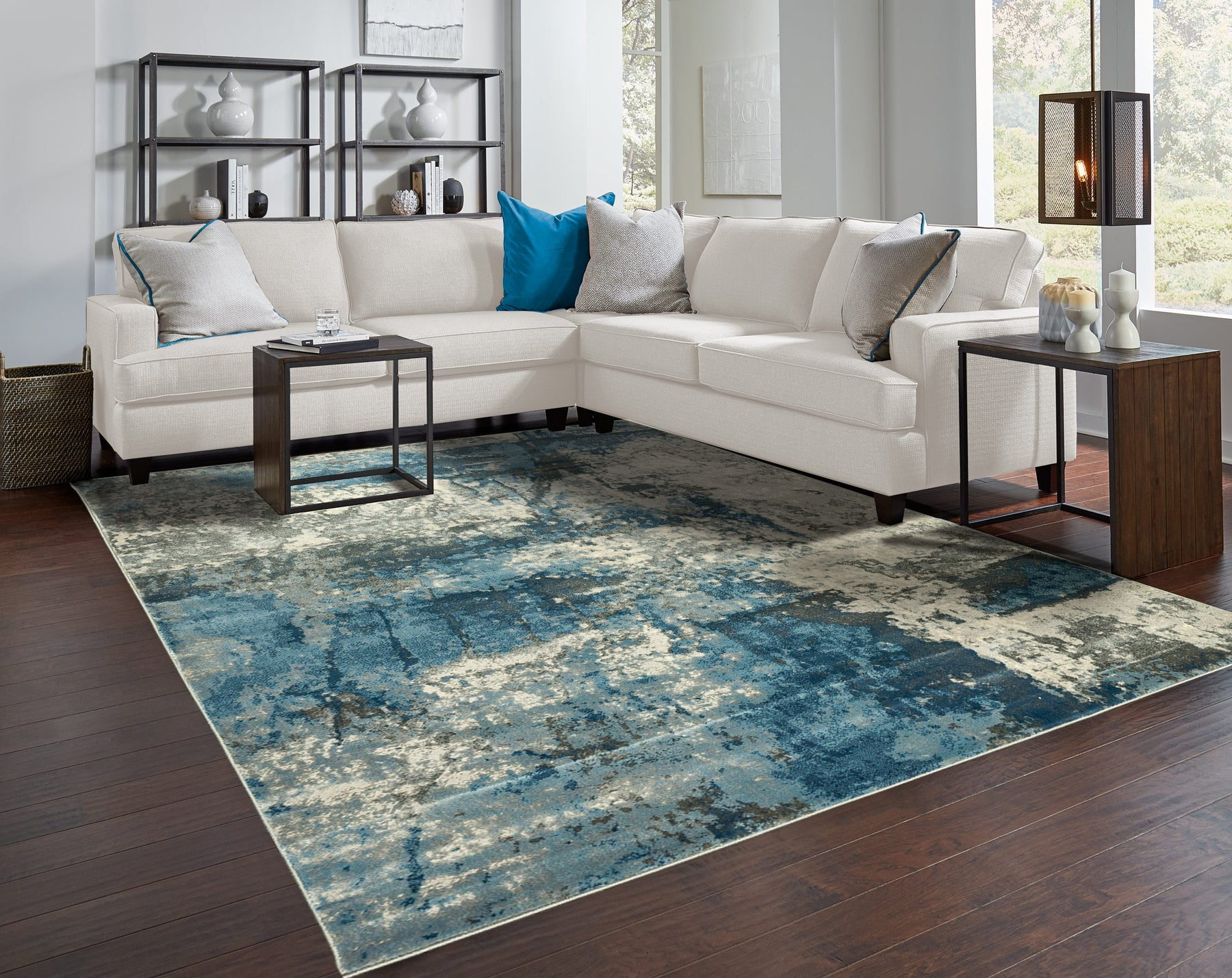 10 Perfect Rug Types for a Coastal Look