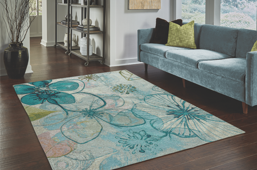 Updating Your Decor with Floral Area Rugs
