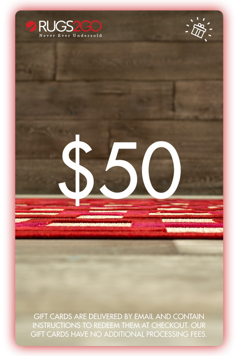 Rugs2Go Gift Card