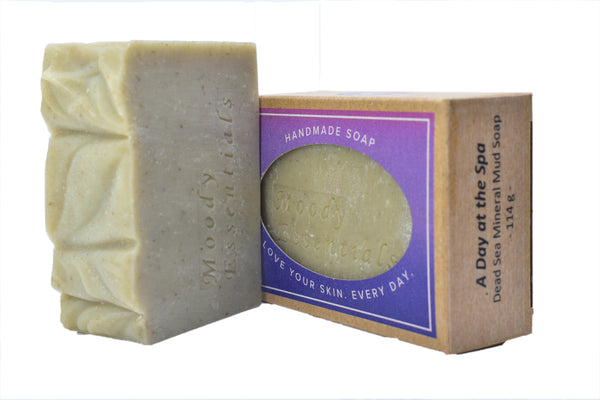 Dead Sea Mud Skin Therapy Soap