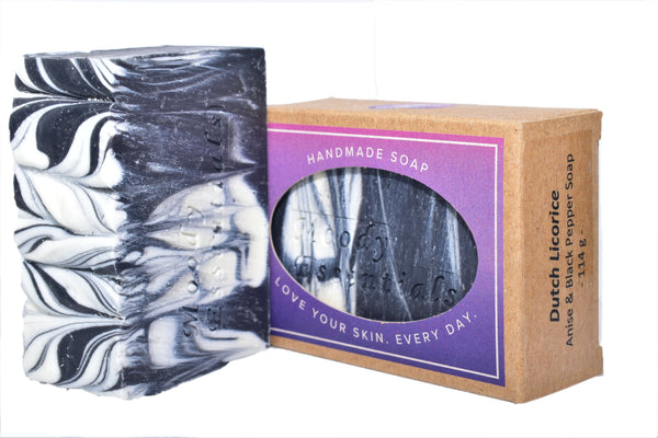 Anise & Black Pepper Soap