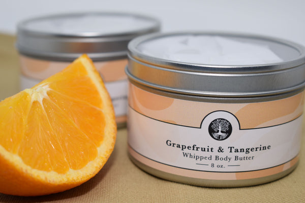 Grapefruit & Tangerine Whipped Body Butter