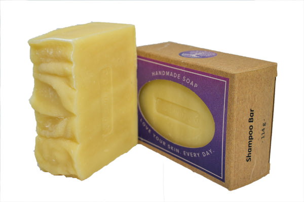Hair Care - Shampoo Bar
