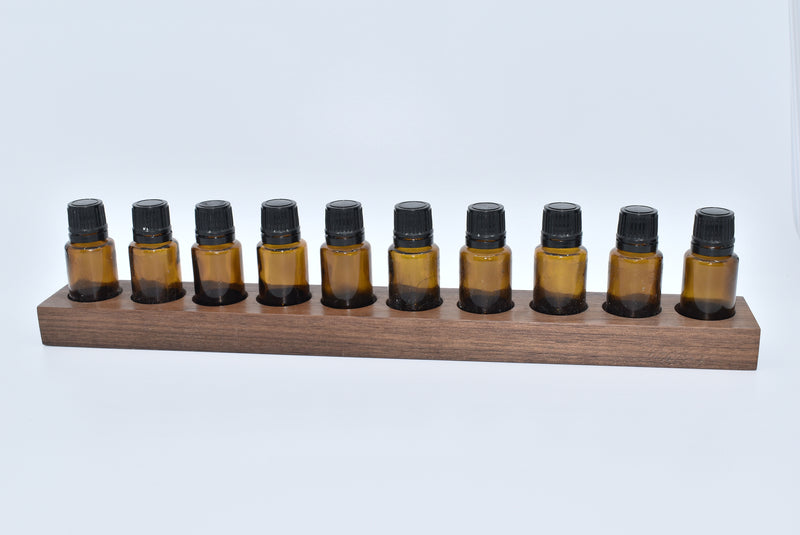 Walnut (holds 10 x 15ml bottles) WH15032
