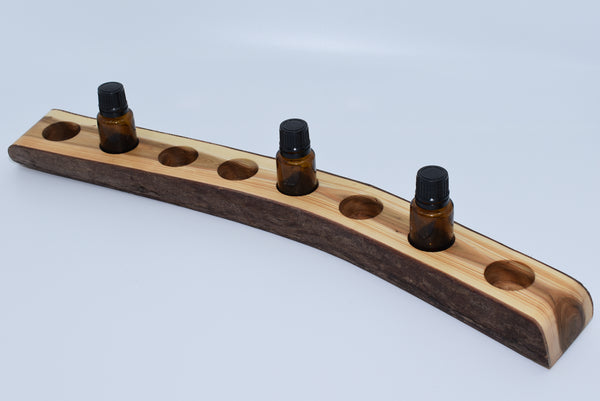 Apple Wood (holds 8 x 15ml bottles) WH15050