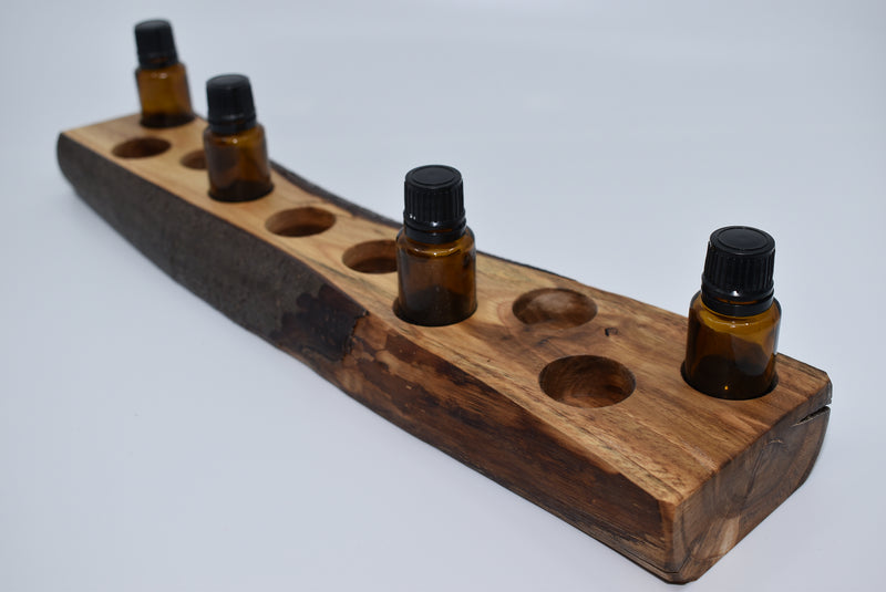Apple Wood (holds 10 x 15ml bottles) WH15056