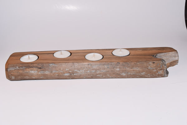 Cottonwood Tealight Holder WHTL011