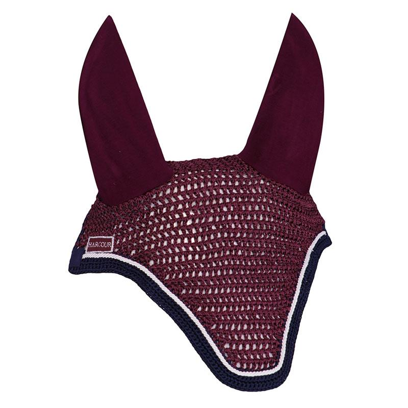 Fliegenohren Diamant Burgundy/Navy