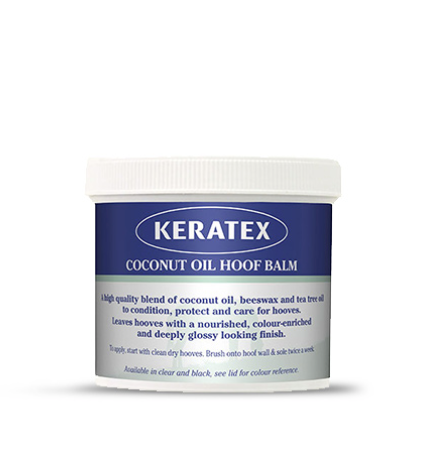 Keratex Coconut Hoof Oil Balm 400g (€5,38/100g)