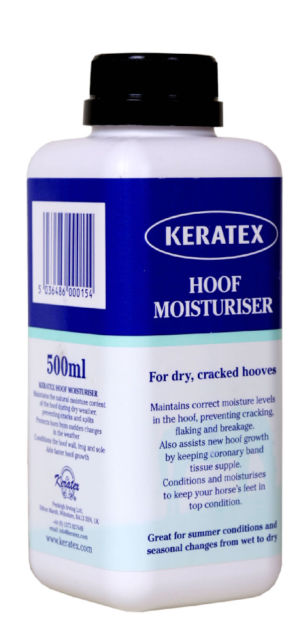 Keratex Hoof Moisturiser 500mL (€32/1L)