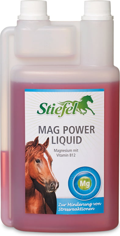 Mag Power Liquid 1L - Kaster Cheval