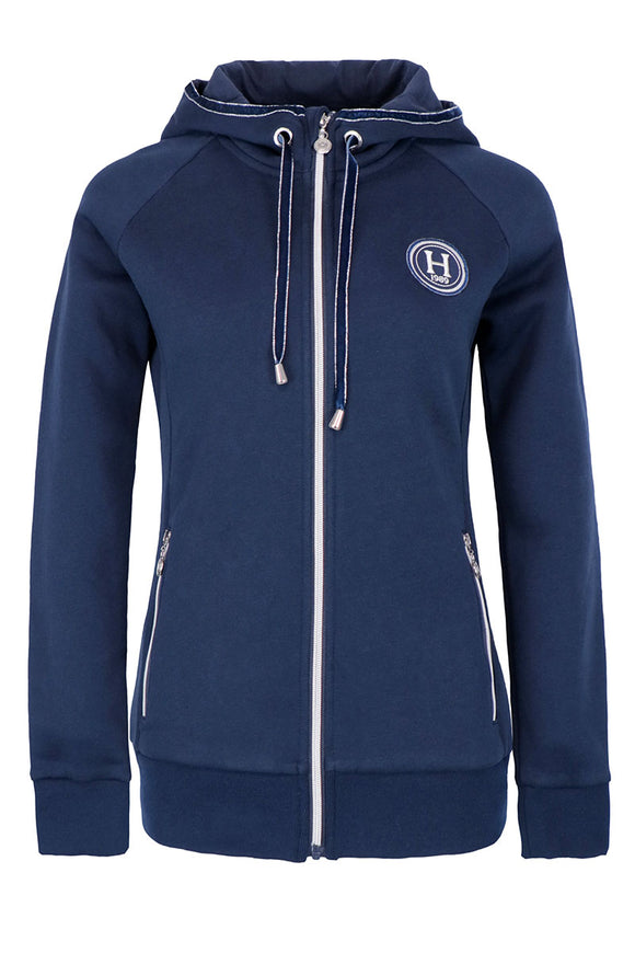 Harcour H/W 2020 Hoodie MAURANE Navy