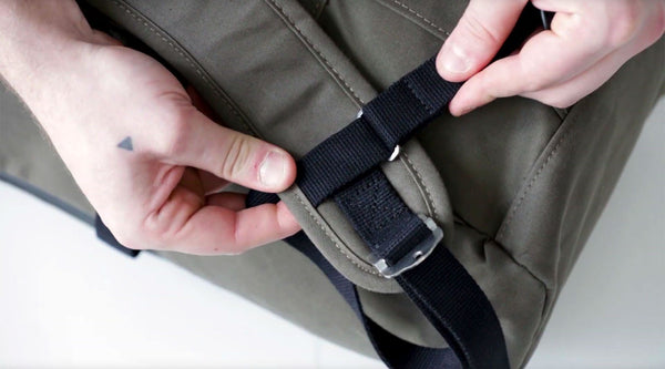 How To Fit A Backpack Chest Strap