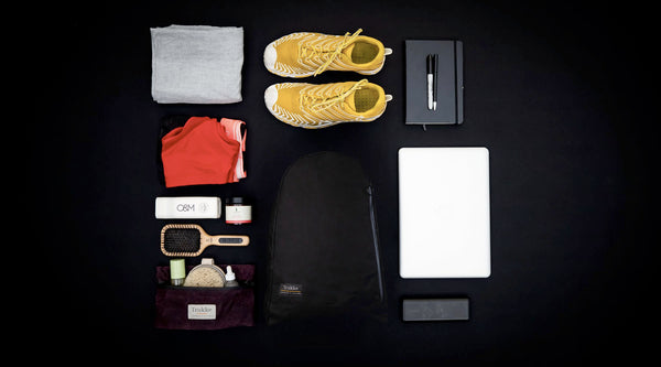 How to Pack Your Backpack: Three Different Ways