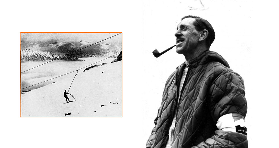Philip Rankin - The Godfather of Skiing in Scotland