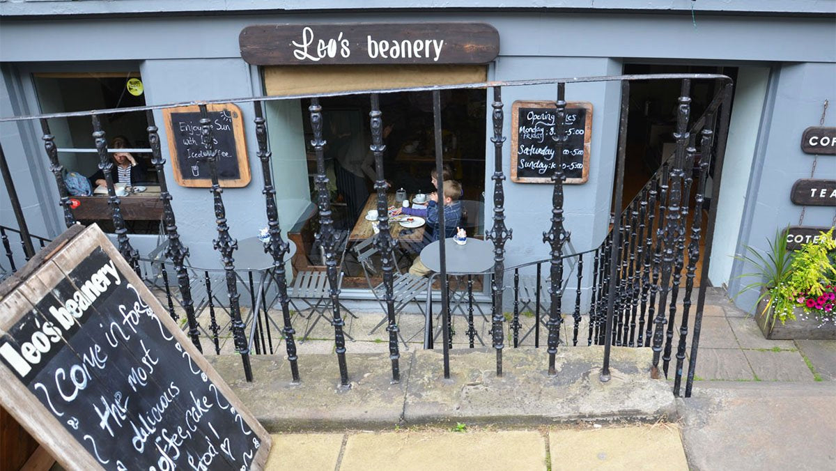 Leo's Beanery Edinburgh