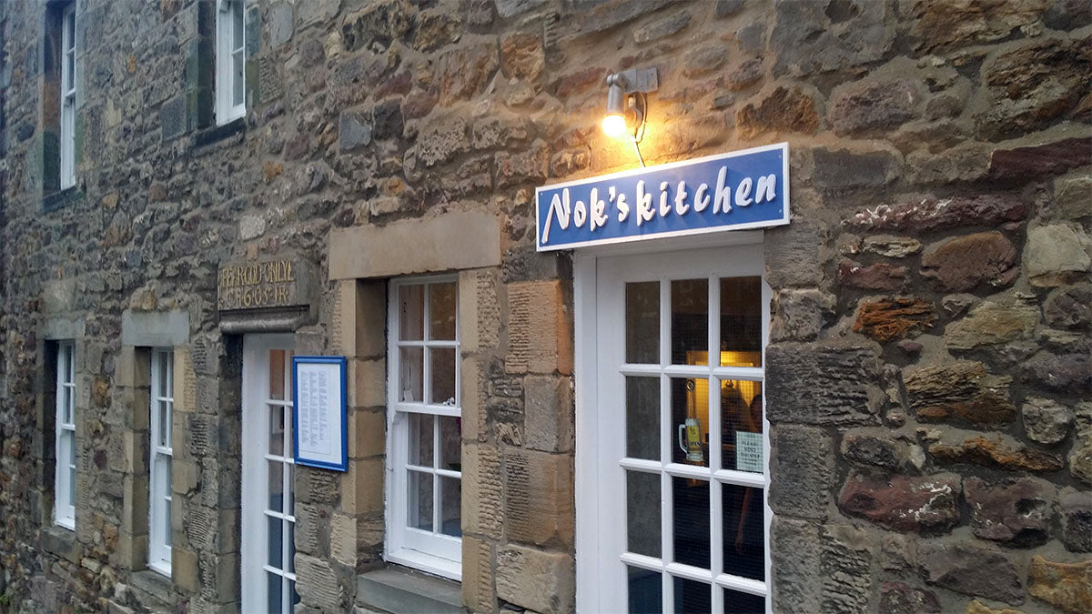 Nok's Kitchen Edinburgh