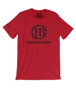 Crown with Thorns T Shirt - OJBClothingstore