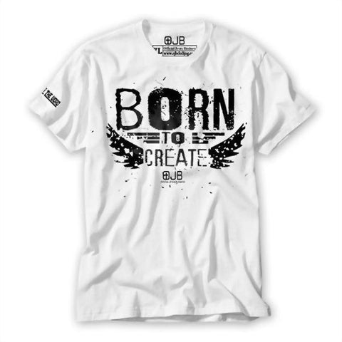 Born to Create Christian T Shirt - OJBClothing - OJBClothingstore