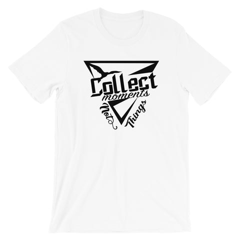 Collect Moment Not Things T Shirt - IPTLifestyle - OJBClothingstore