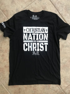 Christian Nation T Shirt - OJBClothingstore