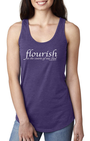 Flourish Tank Top - OJBClothingstore