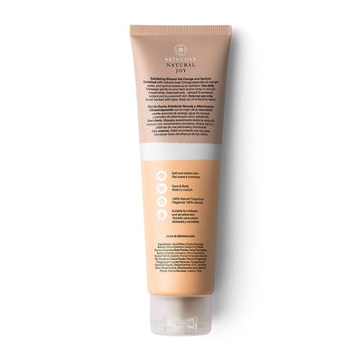 Gel de Ducha Exfoliante 150 ml.
