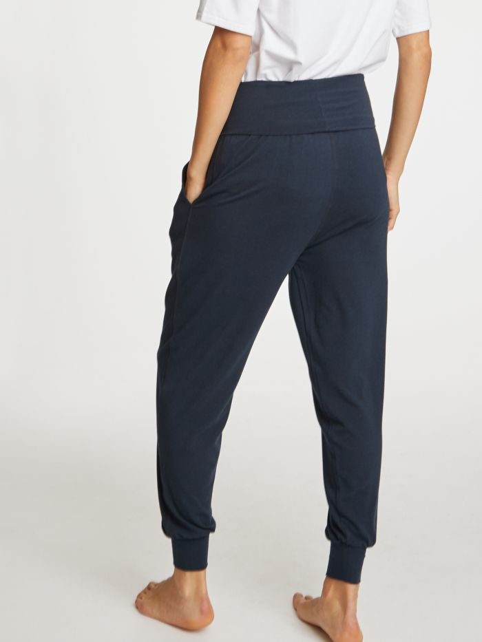 Pantalones DASHKA SLACKS Navy