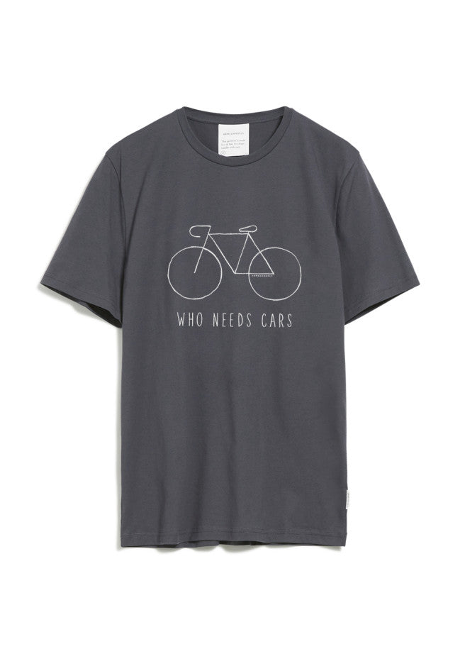 Camiseta JAAMES CITY BIKE Acid Black