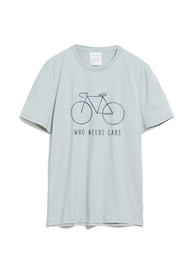 Camiseta JAAMES CITY BIKE Belgian Blue
