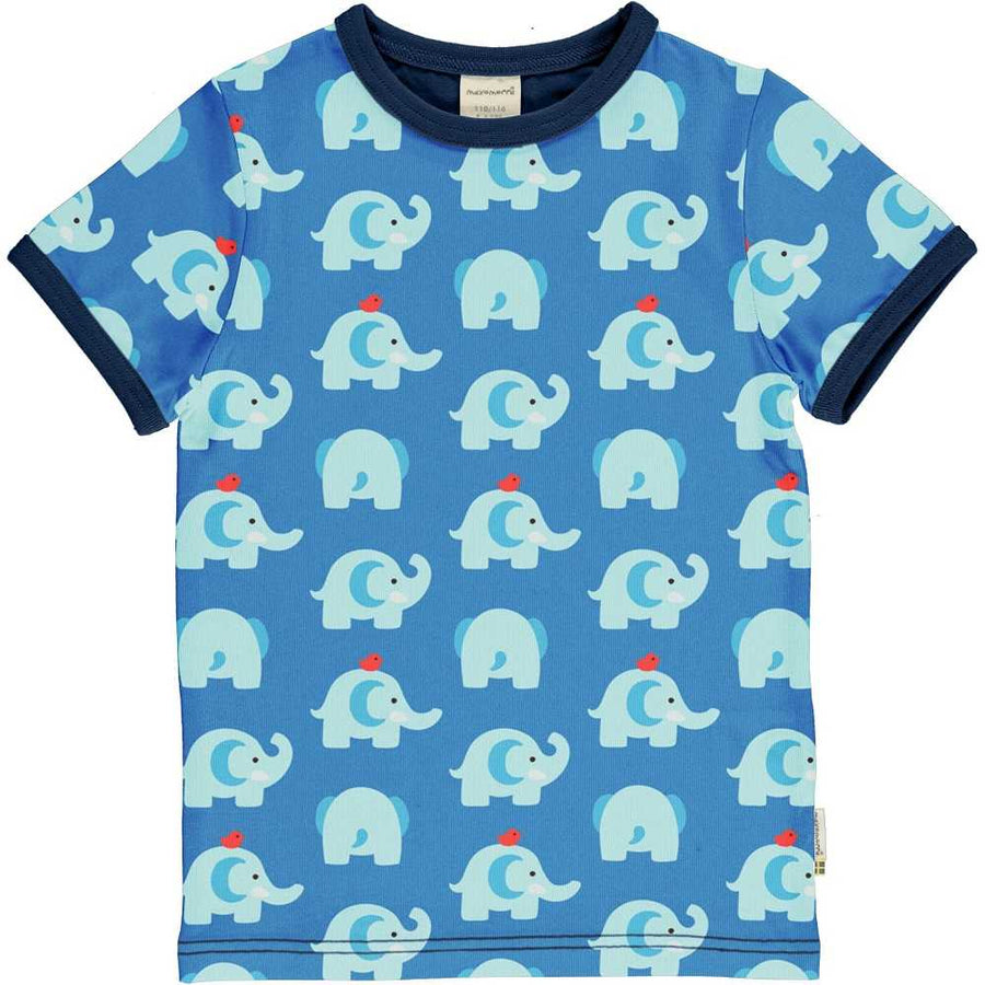 Camiseta manga corta Elephant Friends