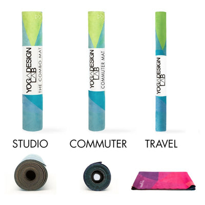 Esterilla Travel 1,0mm Yoga Design Lab