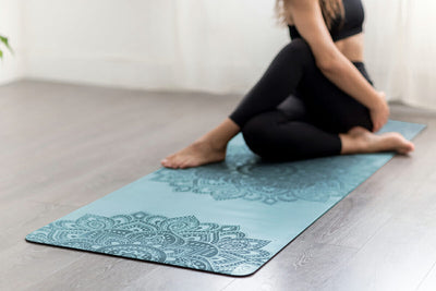 Esterilla Infinity 5mm Yoga Design Lab
