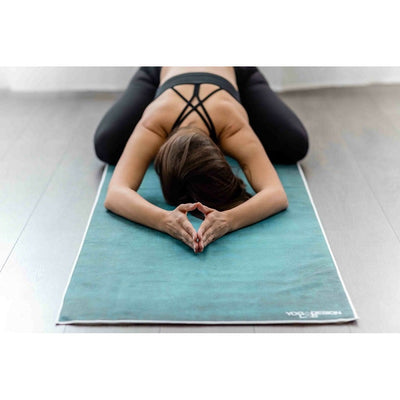 Toalla PET para esterilla Yoga Design Label