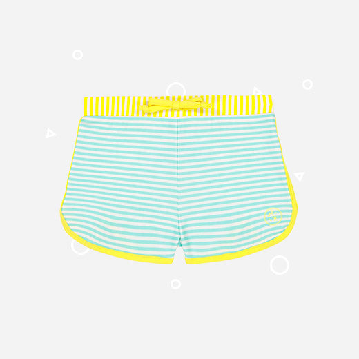 Short de baño Screech Anti UV Rayitas
