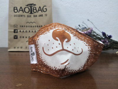 Mascarilla Baobag Kids