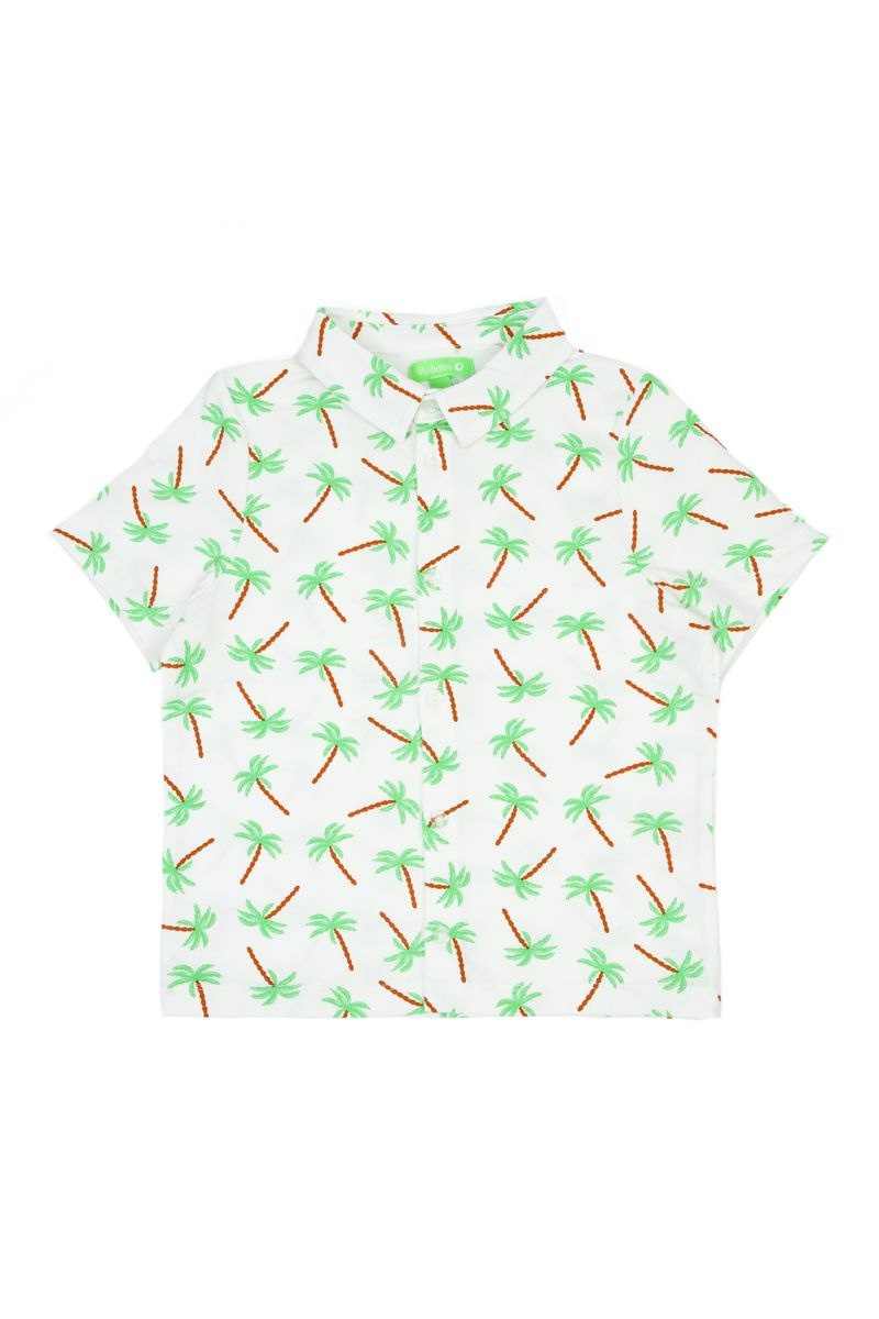 Camisa Julian Palm-Trees